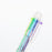 2 PCS 6 in 1 Multi Colour Pen Retractable Stationery Colourful Office School