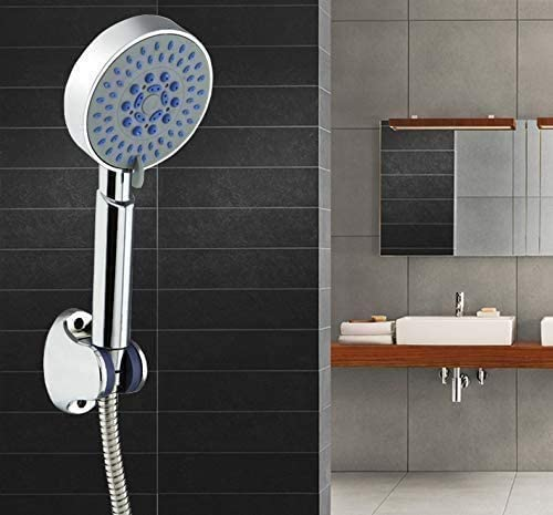 EiioX 5 ModeFunction with Universal Shower Head for Bathroom,Multi-Function Hower Shower Head High Flow Low-Pressure Water Supply Pipeline