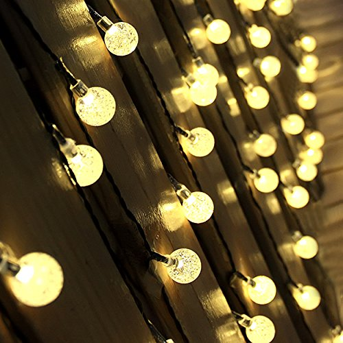 solar party best light for backyard outdoor patio lights string