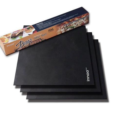Non-stick thicker BBQ Grill Mats