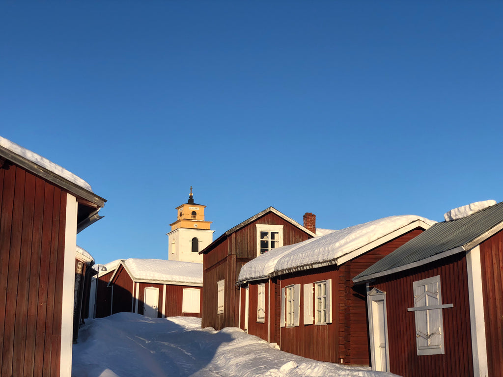 Julevu Gammelstad Church Town