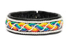 Pride bracelet colorful leather bracelet peter jöback