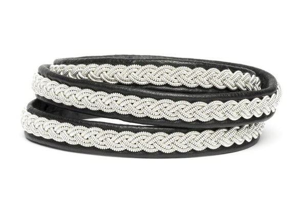 tripple wrap leather bracelet Sami style julevu.com
