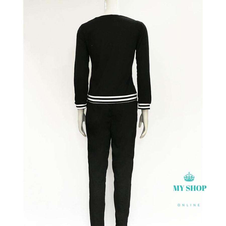 2 Two Piece Set Top And Pants Women - myshoponline.com