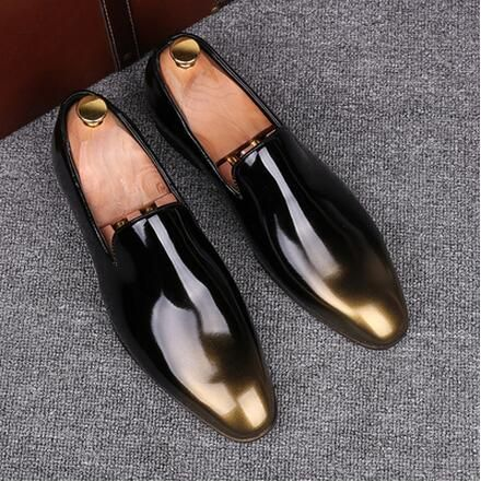 Luxury man shoes