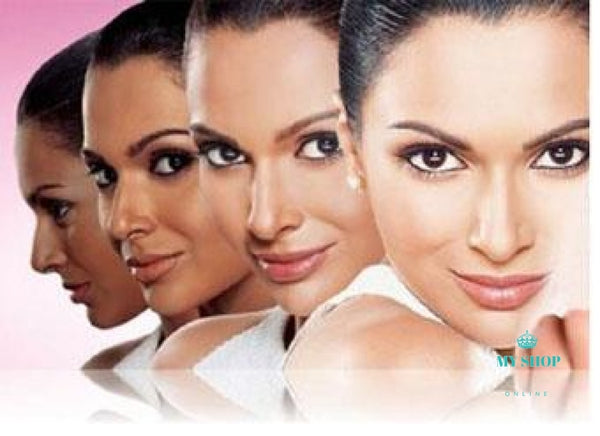 4 bottles effective Glutathione softgel capsules skin lightening skin whitening pills - myshoponline.com