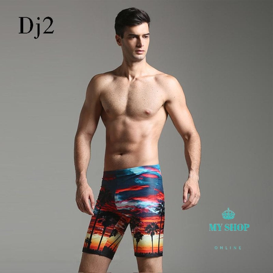Beach Shorts Men Summer Swimwear Men Bathing Sui - myshoponline.com