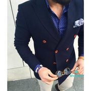 Blazer Casual Men Suit - myshoponline.com