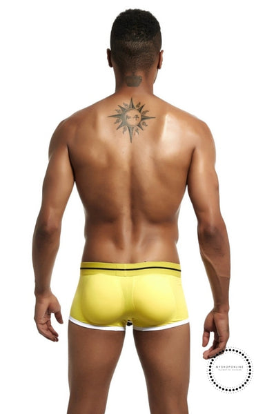 boxer men butt Bulge Enhancing boxershorts men underwear Sexy shaper Push Up Cup penis enlargement - myshoponline.com