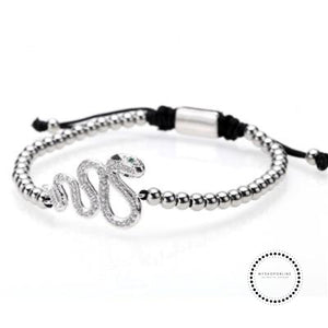 Bracelet Men/bead/stainless Steel/gold/luxury/bracelets For Men Jewelry Style L / 160Mm-250Mm