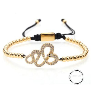 Bracelet Men/bead/stainless Steel/gold/luxury/bracelets For Men Jewelry Style N / 160Mm-250Mm