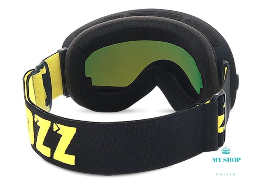 brand ski goggles double layers UV400 anti-fog big - myshoponline.com