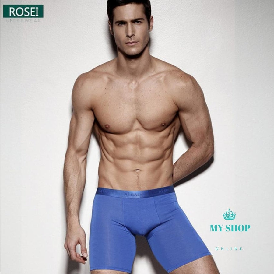 Casual Long Leg Men's Boxer - myshoponline.com