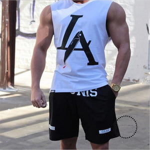 Casual Shorts Men Brand Clothing Simple Printed Bermuda Male Top Quality Summer