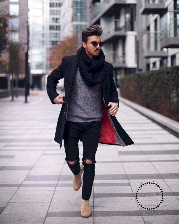 0512c321a05 Chelsea Boots for the Man of Subtle Style