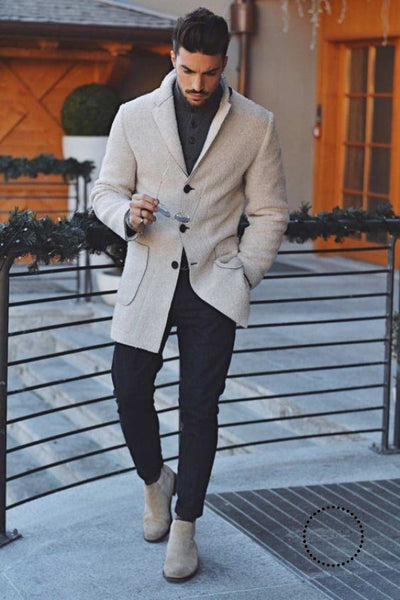 Chelsea Boots for the Man of Subtle Style - myshoponline.com