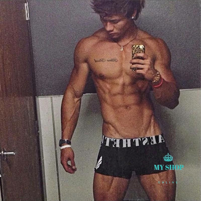Compression Shorts Men Gyms Shorts Bodybuilding  Brand clothing sporting Mens Shorts Tights - myshoponline.com