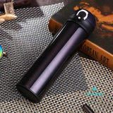 Double Wall Stainless Steel Vacuum Flasks 500ml Thermos Cup Coffee Tea Milk Travel Mug Thermo Bottle Gifts Thermocup - myshoponline.com