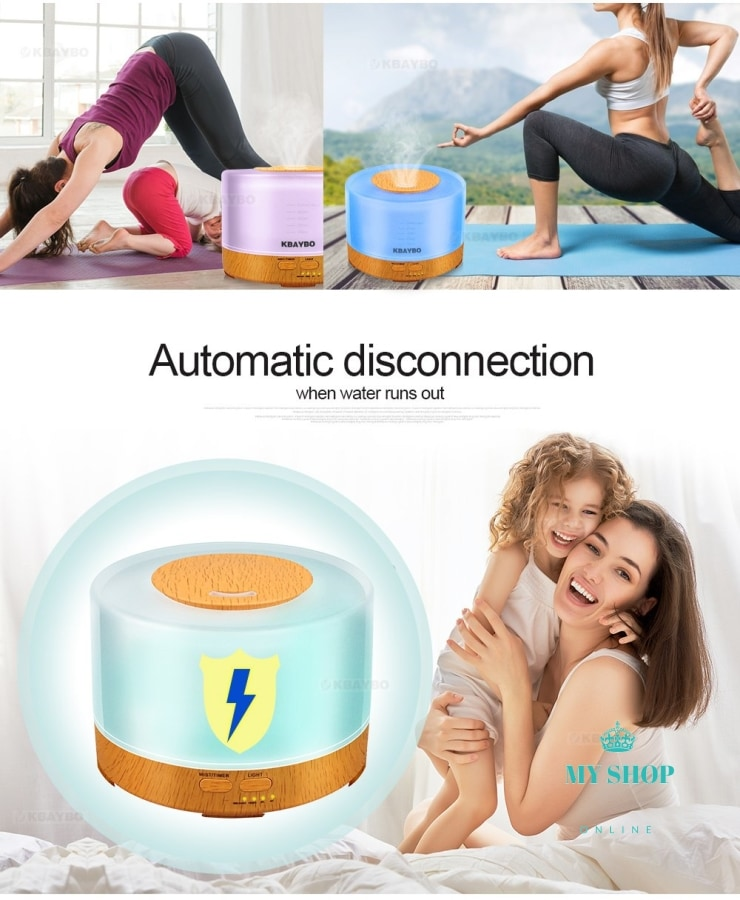 Essential Oil Diffuser Aromatherapy Accesorios