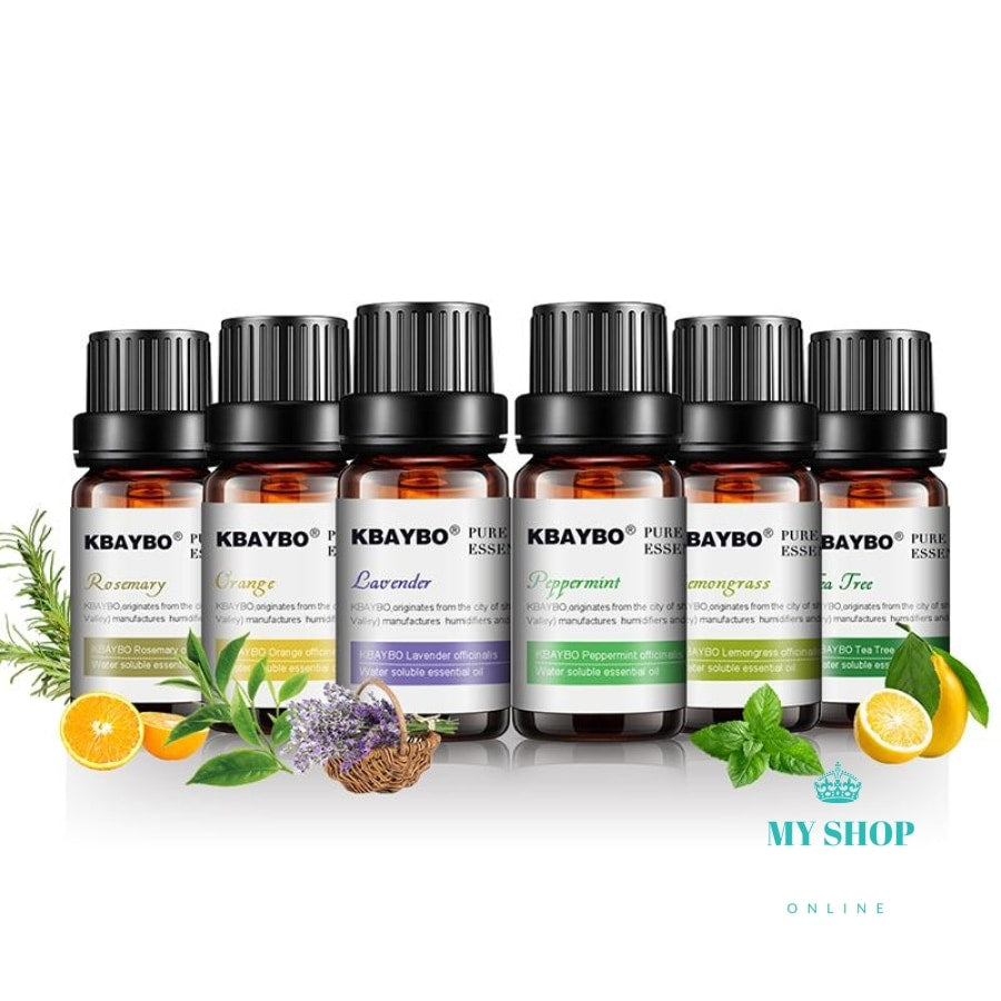 Essential Oil For Diffuser Aromatherapy Humidifier Accesorios
