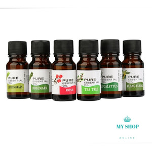 Essential Oils For Aromatherapy Accesorios