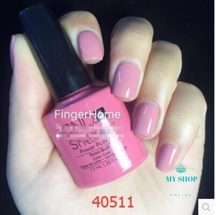 Gel Nail Polish Cnd Shellac Long-Lasting Soak-Off Uv/led Nail Gel Lacquer Varnish Art Accesorios