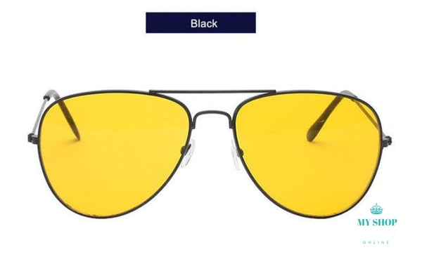 Glasses Night Vision Yellow Anti Glare Driving For Men Ad Women Accesorios