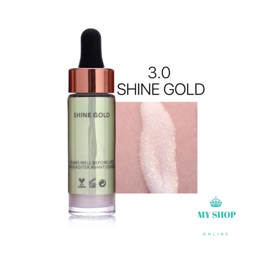 Highlighter Liquid Makeup Cosmetic