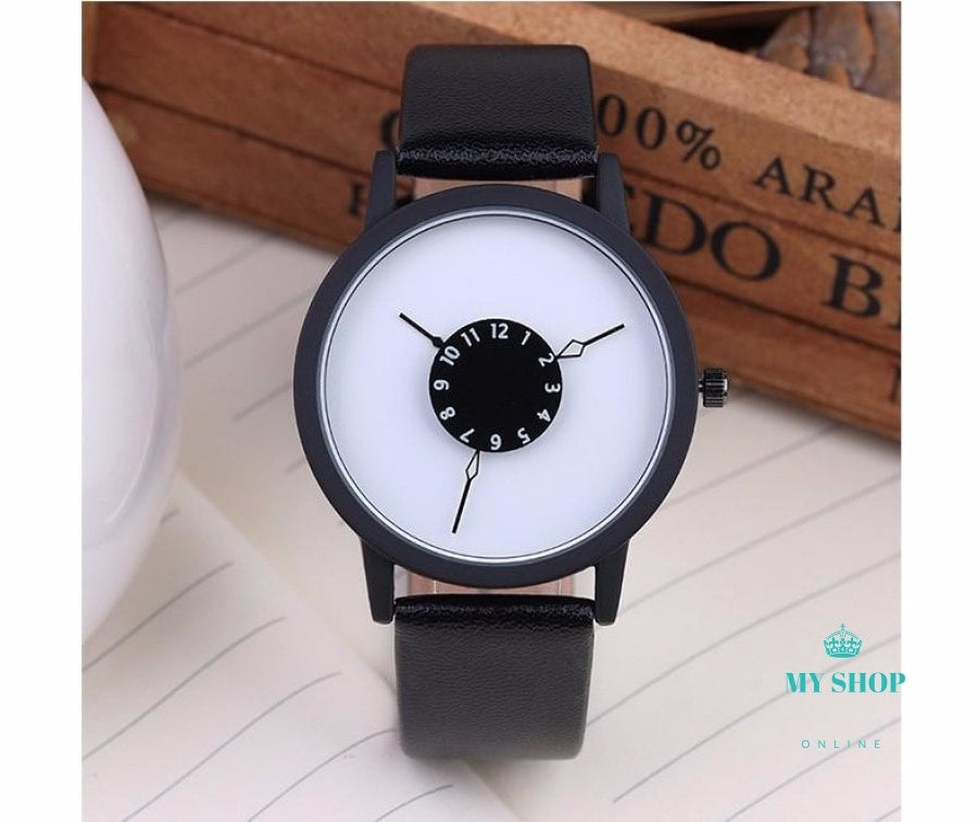 Hot Fashion Creative Watches Women Men Quartz-Watch Accesorios