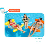 Inflatable Swimming Pool Foldable Inflatable Seat Summer Water Floating Toys