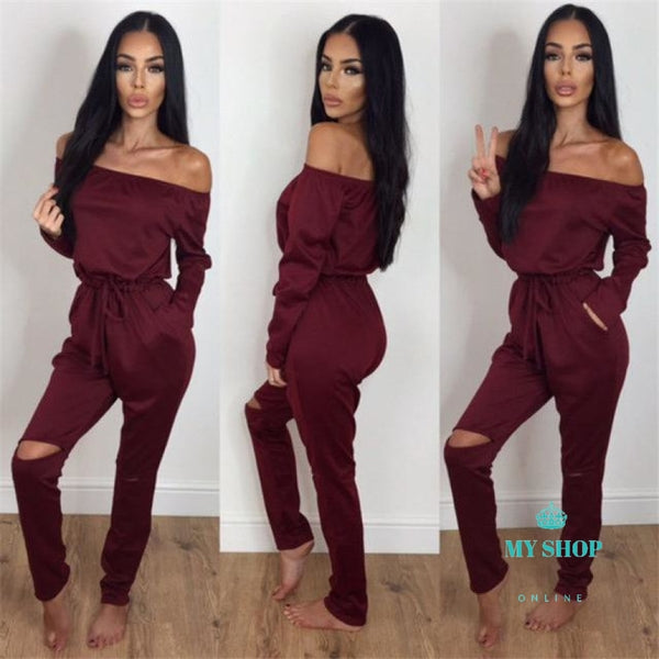 Jumpsuits For Women Accesorios
