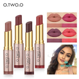 Lipstick O.two.o Popular Colors Best Seller Cosmetic
