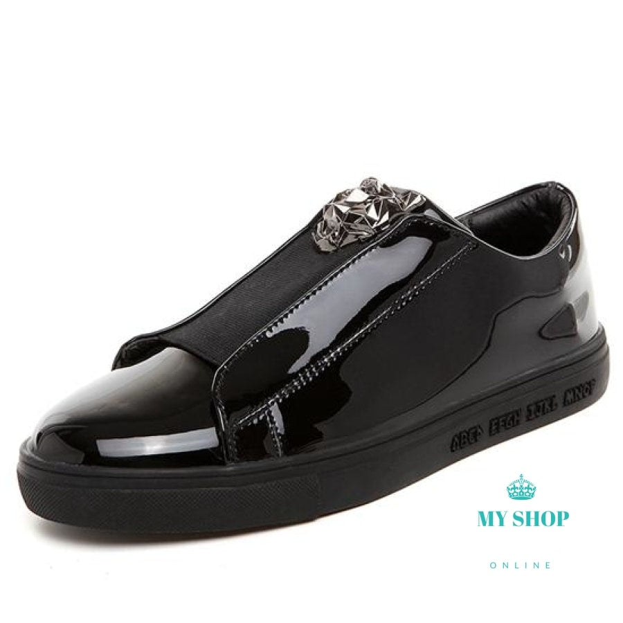 Luxury Casual Shoes Men Accesorios
