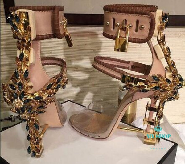 Luxury Women Shoes Accesorios