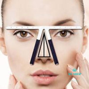 Magic Eyebrow Stencil Measure Accesorios