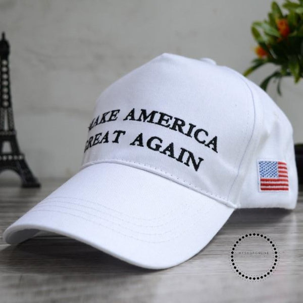 bfc67fbc38c8b ... Make America Great Again Hat Donald Trump Cap Gop Republican Adjust  Mesh Baseball Patriots For ...