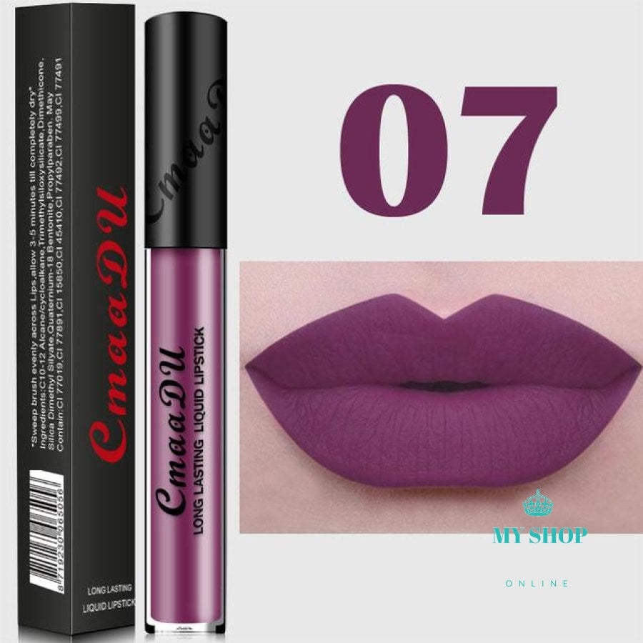 Mate Lipstick Long Lasting Waterproof Cosmetic