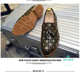 Men Casual Loafers Accesorios