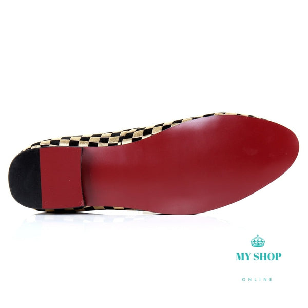 Men Dress Shoes Flat Accesorios