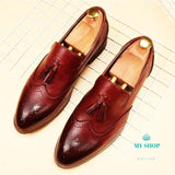 Men Loafers Shoes Casual 1 / 7 Accesorios