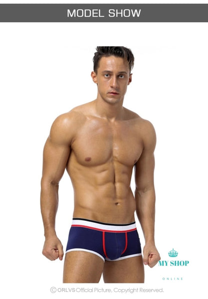 Men Underwear Spandex Cotton Ropa Intérieur