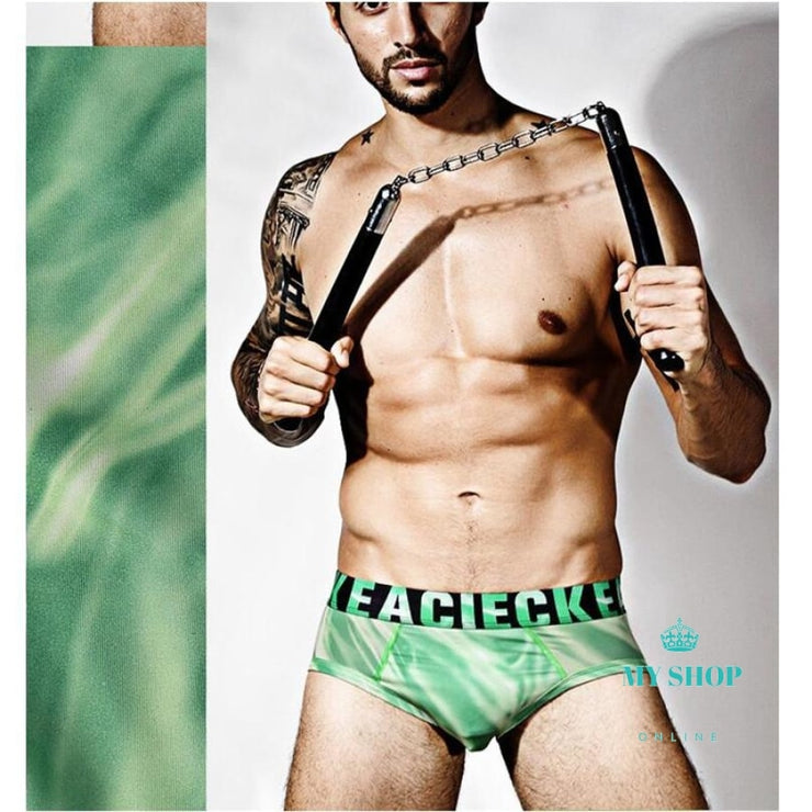 Mens Briefs Shorts Comfortable Underwear Sexy Male Accesorios