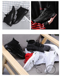 Mens Casual Shoe Hot Sale Spring Mesh Shoes Men Footwear Fashion Breathable Lace Up Light Flats For