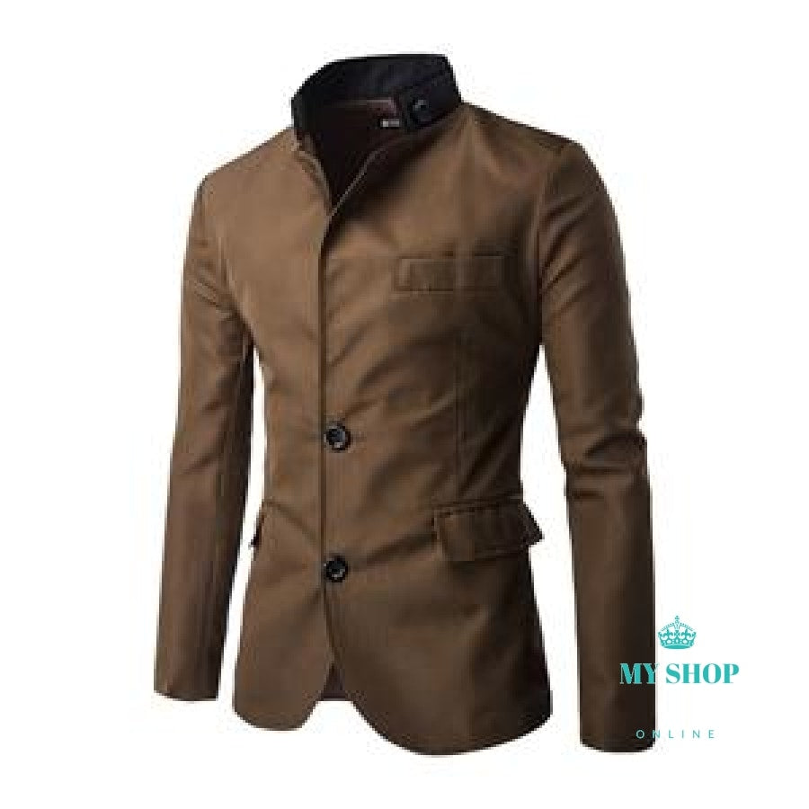 Mens Fashion Brand Blazer