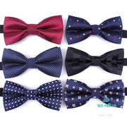 Mens Fashion Business Wedding Bow Tie Accesorios