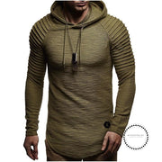 Mens Hoodies Brand Fashion Men Solid Color Sweatshirt Male Hoody Hip Hop Autumn Winter Hoodie