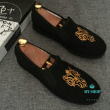 Mens Summer Shoes Loafers Casual Flat Walking