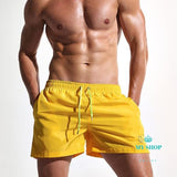 Mens Swim Shorts Black / M Hombres