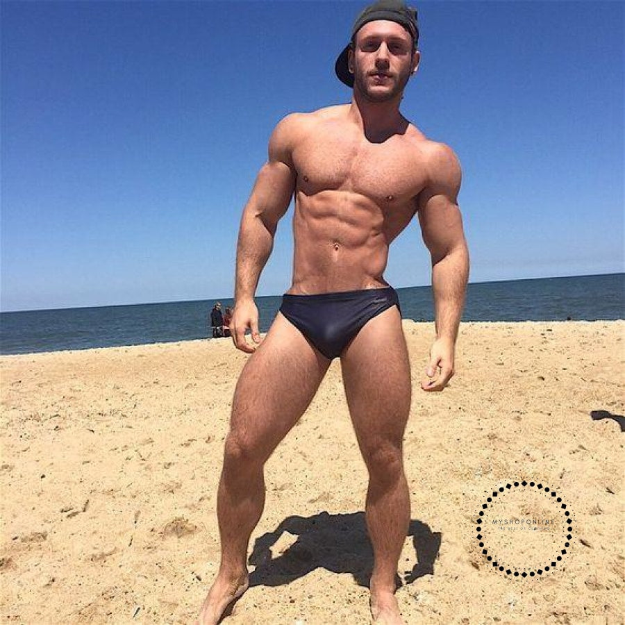 Mens Swimming Swimwear Shorts Boxers 2 / M Accesorios