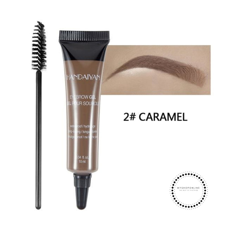 Microblading Eyebrow Tattoo Pen Brush Kit Waterproof Gel Paint Makeup Henna Dye Cream 02
